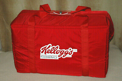 KELLOGGS Food Service | Insulated Bag | Catering | Campbell Manufacturing