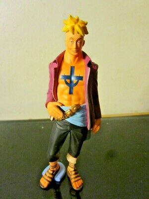 ONE PIECE HIGH SPEC COLOR FIGURE HSCF 28 MARCO FENICE PHOENIX