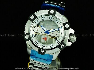 INVICTA MEN 48MM Octane Ghost Limited Edition Mechanical