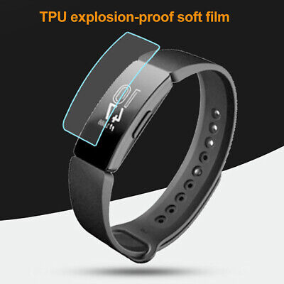 1/2X High Clear TPU Screen Protector Film for Fitbit Inspire HR/Fitbit Inspire