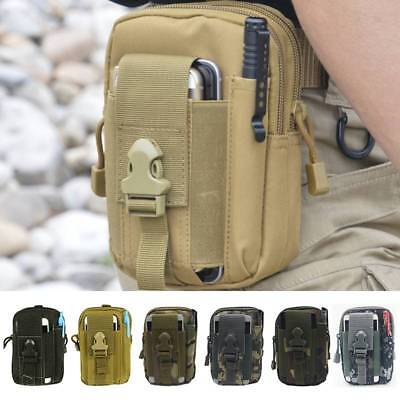 Mini Men Waist Bags Military Fanny Pack Tactical Pouch Hunting Bag Belt Backpack