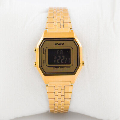 Casio LA680WEGA-9BER Damen-Digitaluhr Retro Watch New and Sealed