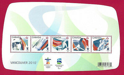 Canada  # 2299   2009  SS  Olympic Sporting Events     Post Office Fresh