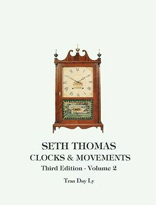 Vol 2 of  SETH THOMAS CLOCKS & MOVEMENTS by Tran Duy Ly includes Price Booklet