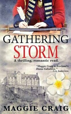 Gathering Storm by Maggie Craig 9780992641108 | Brand New | Free UK Shipping
