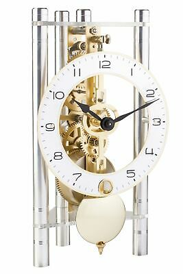 Hermle -transmission 20cm- 23024-X40721 High Quality Analog Table Clock With Sch