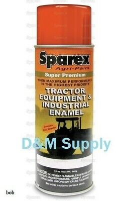 Bobcat Skidsteer Loader Skidder Orange Super Premium Spray Paint