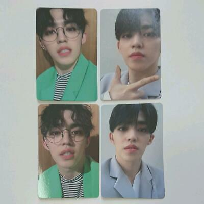 SEVENTEEN Happy Ending official photocard a b c normal ver. 4 set S.COUPS
