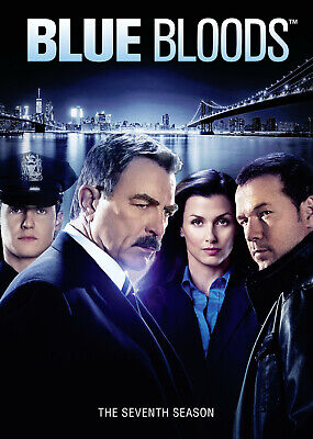 Blue Bloods: The Complete Seventh Season 7 (DVD, 2017) FREE 2-3 EXP SHIPPING