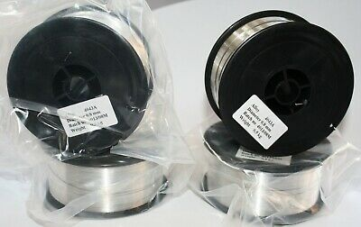 4 x 0.5kilo Aluminium Reels Mig Wire 0.8MM Speed A1 (Material Spec Alloy 4043A)