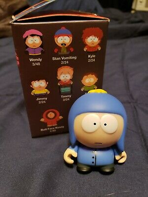 "Stan vomi-South Park série 2-Vinyl Mini 3/"" Figure by Kidrobot NEUF"
