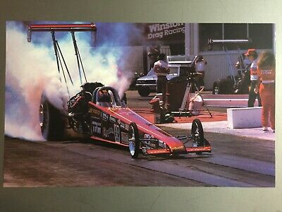 1989 Joe Amato's NHRA Top Fuel Dragster Print, Picture, Poster Awesome L@@K