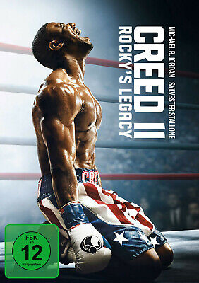 Creed 2: Rocky's Legacy - (DVD)