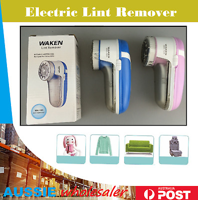 Electric Lint Remover Machine Portable Fabric Shaver Trimmer  Cleaner