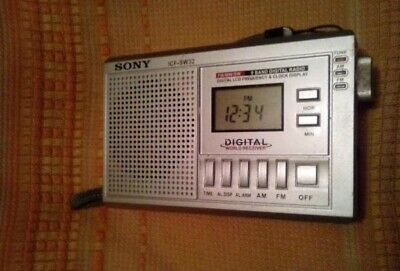 Sony Icf-Sw32 & Others - How To Spot A Fake Radio