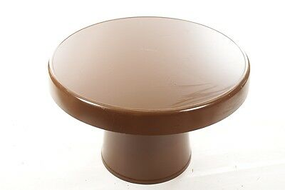 Lounge Table Plastic for Sitzei Garden Egg Space Age