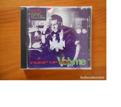 Cd Pump Up The Volume - Music From The Orginal Motion Picture Soundtrack (Q8)