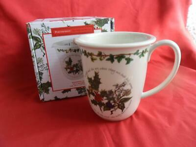 Portmeirion The Holly and the Ivy, Measuring Jug (New/Boxed)