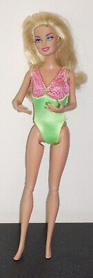 Made To Move Blond Haired Keep Fit Dressed 2009 Mattel 2053HF2 Barbie Doll