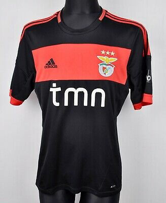 19c21a85bae BENFICA Away Jersey 2012 2013 Adult Medium Mens Shirt Adidas M Trikot vtg  Lisbon