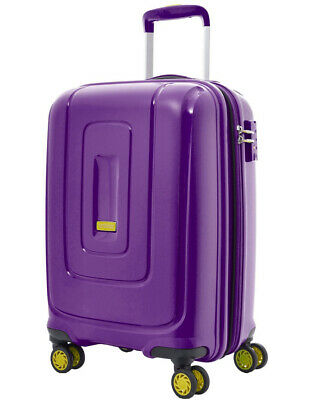 American Tourister Lightrax Hardside Spinner Case Large 79cm Purple 4.4kg