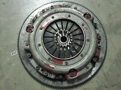 MCLEOD RXT 1200-HP TWIN DISC CLUTCH MUNCIE 4-SPEED, 10-SPLINE, 168T