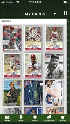 2019 Topps Bunt • 150 Years of Baseball + Common Inserts Lot • YOU PICK 9 Cards