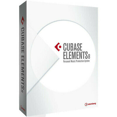 Steinberg Cubase Elements 8 for Windows