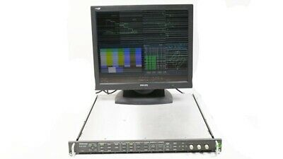 Tektronix WVR 7020 Waveform Rasterizer Options: CPS SD HD AD ALOG - parts