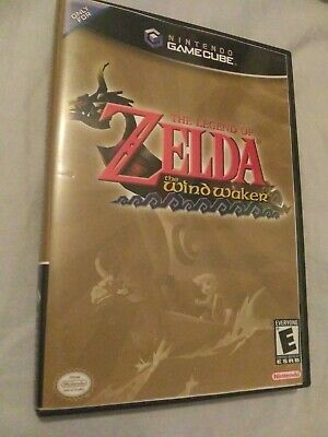 Video Games & Consoles Zelda The Windmaker Case And Inserts Only No Manual