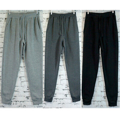 Womens Fleece College Trackie Pants Ladies Winter Sleepwear 100% Polyester