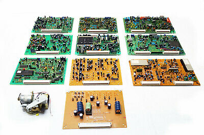 Boards from JVC BR-S622E (10pcs.)