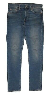 552c7fbf Levis 510 0609 Skinny Jeans tight stretch pants tagged size 29 x 32 Castro  Long