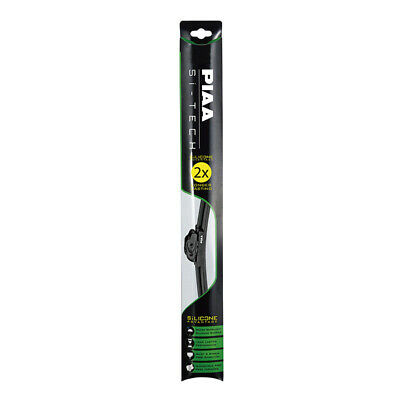 "PIAA Si-Tech Silicone Windscreen Wiper Blade 24"" (Single)"