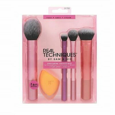 Real Techniques Everyday Essentials Set - 5 Pieces