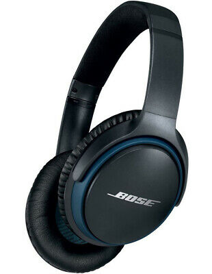 BOSE® SoundLink® around ear wireless headphones II Black