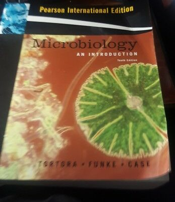 Microbiology: An Introduction with MyMicrobiology Berdell R. Fu…