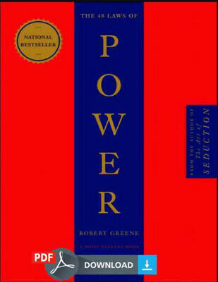 {PDF.EPUB}The 48 Laws of Power by Robert Greene 1min very Fast delivery EB¤¤K