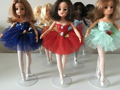 Sindy Size Ballet Dress Various Colours available Sold With Sindy Ballet Shoes.