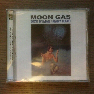 Dick Hyman / Mary Mayo - Moon Gas CD MINT Still Sealed exotica space age lounge