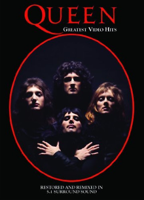 Queen-Greatest Video Hits Dvd New