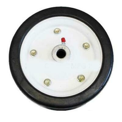 """502020 Finish Mower Wheel 9"""" Solid Tire for King Kutter - Fits all Models"""
