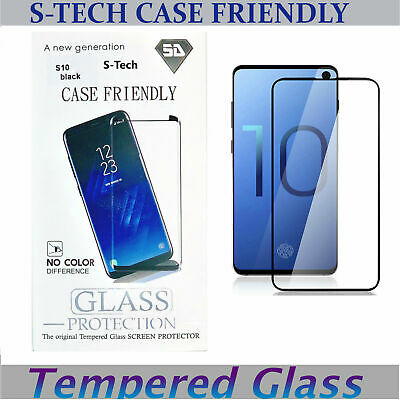 Case Friendly Tempered Glass Screen Protector for Samsung Galaxy S10e SM-G970