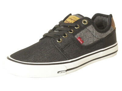 1ce60d6b6152 LEVIS KYLE SPORT B Men's Shoes Black/Tan 516434J-41A - $14.95 | PicClick