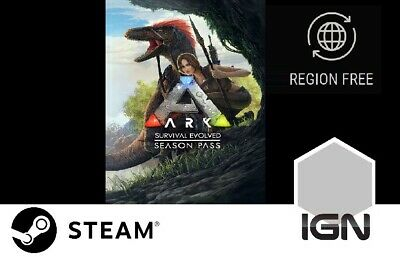 Ark: Survival Evolved Season Pass (PC) Download Steam Key - RAPID DELIVERY