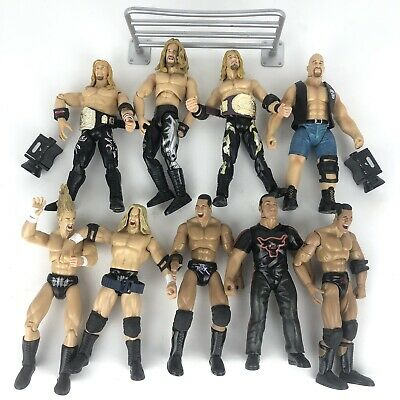 Gray Crutch WWE Jakks Pacific Accessory for Wrestling Action Figures
