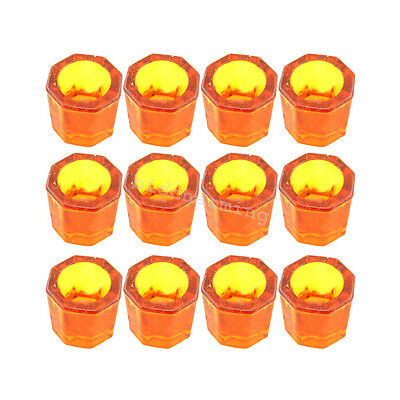 12pc dentistry Glass dappen dish assorted acrylic container home cosmetology art