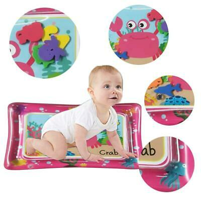 Inflatable Baby Water Mat Children's Water Play Mat BE