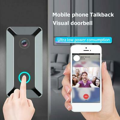 SMART REMOTE DOOR Bell WiFi Doorbell Camera Video Wireless