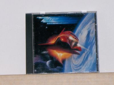 ZZ TOP - Afterburner - CD Album
